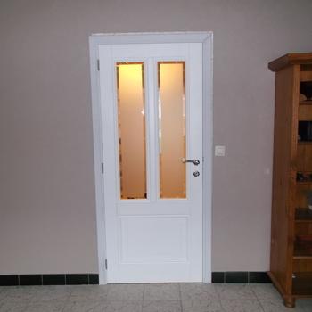 Menuiserie Deroux - Portes intérieures