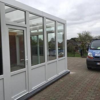 Menuiserie Deroux - Châssis et portes extérieures PVC/bois